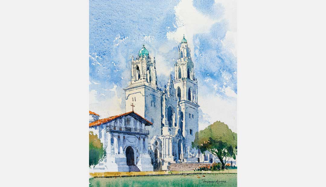Mission Dolores California US