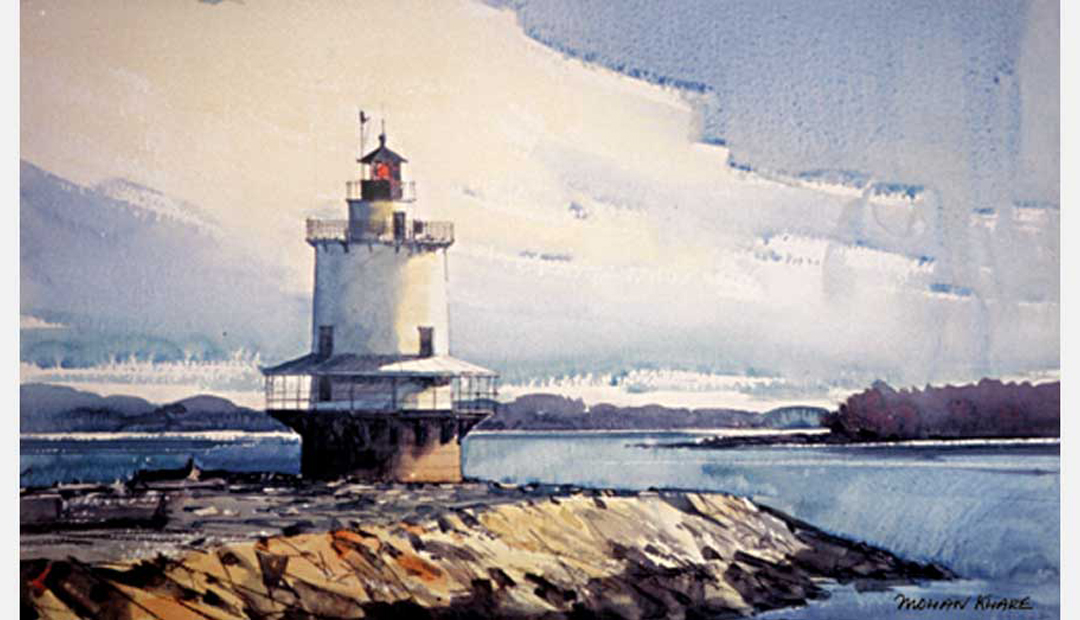Spring Point Ledge Lighthouse US